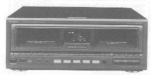 Technics Compact Disc Changer SL-MC700 Manual | Documents and Forms | Manuals
