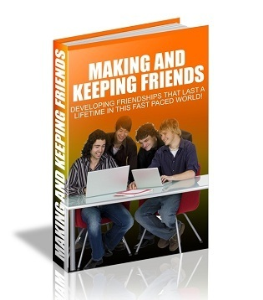 Making And Keeping Friends | eBooks | Education