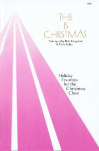 the christmas song - this is christmas
