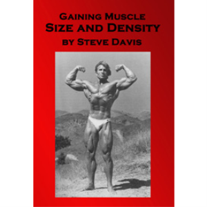 Gaining Muscle Size and Density - download | eBooks | Sports