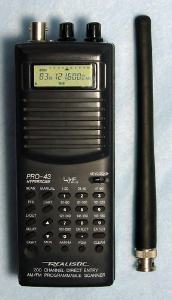 realistic pro-43 200 scanner manual