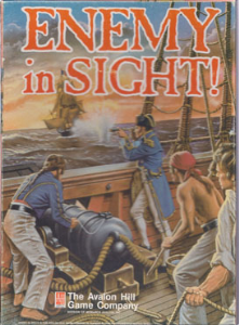 enemy in sight game instructions avalon hill 1988