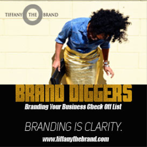 "brand diggers ""branding your business check off list"""