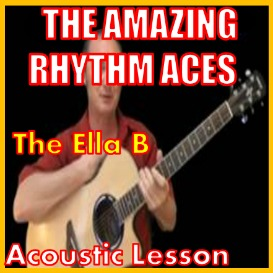 First Additional product image for - Learn to play The Ella B by The Amazing Rhythm Aces