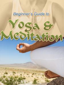 beginner's guide to yoga & meditation