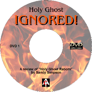 Holy Ghost IGNORED! - Part 1 (MP3) | Movies and Videos | Religion and Spirituality