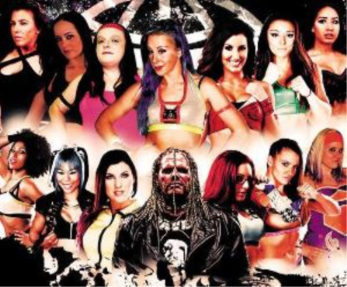 First Additional product image for - 50+ Womens Wrestling Matches - PWS Bombshells - 9 shows!