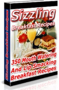 sizzling breakfast recipes