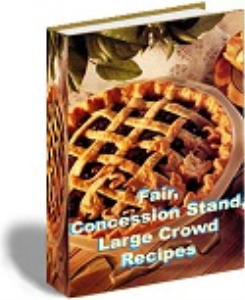 fair concession stand large crowd recipes