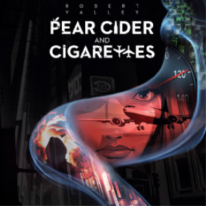 pear cider and cigarettes graphic novel