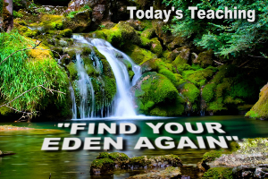 Find Your Eden Again | Audio Books | Religion and Spirituality