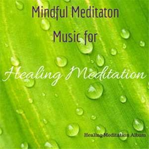 healing meditation music album