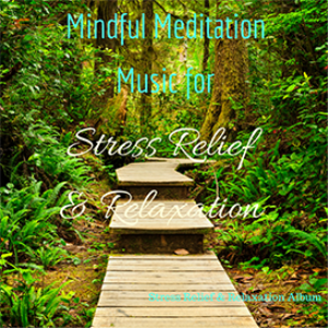 stress relief & relaxation music album