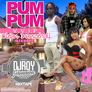 Dj Roy Pumpum Clean Dancehall Mixtape | Music | Reggae