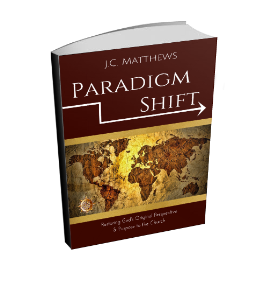 paradigm shift: restoring god's original perspective and purpose to his church- ebook (epub)