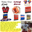 Coach Godwin (Size XL Gloves) B Day Ball Hog 9 DVDs Special | Movies and Videos | Sports