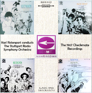 karl ristenpart - the 1967 checkmate recordings