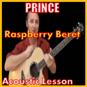 learn to play raspberry beret by prince