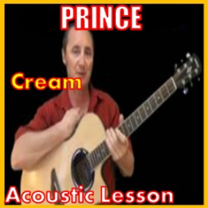 Learn to play Cream by Prince | Movies and Videos | Educational