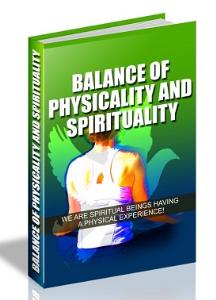 Balance of Physicality and Spirituality   eBooks   Health