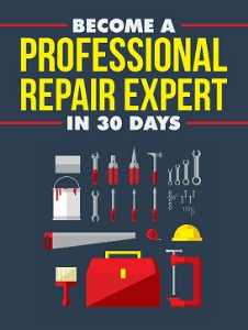 Become A Professional Repair Expert In 30 Days | eBooks | Self Help