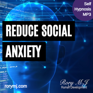 Reduce Social Anxiety Hypnosis Audio - Hypnotherapy MP3 | Audio Books | Health and Well Being