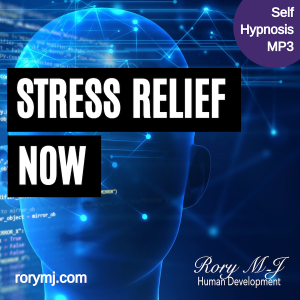 Stress Relief Now Hypnosis Audio - Hypnotherapy MP3 | Audio Books | Health and Well Being