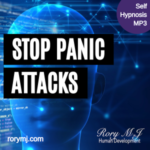Stop Panic Attacks Hypnosis Audio - Hypnotherapy MP3 | Audio Books | Health and Well Being