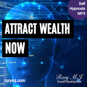 Attract Wealth Now! Hypnosis Audio - Hypnotherapy MP3 | Audio Books | Health and Well Being