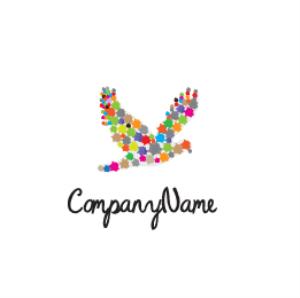 logo - bird