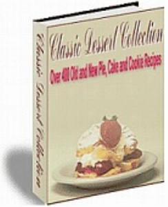 classic dessert collection