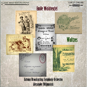 Waldteufel Waltzes - Latvian Broadcasting Symphony Orchestra/Alexander Wijumanis | Music | Classical