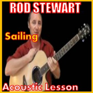 Learn to play Sailing 2 by Rod Stewart | Movies and Videos | Educational