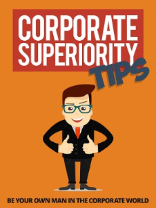 Corporate Superiority Tips | eBooks | Business and Money