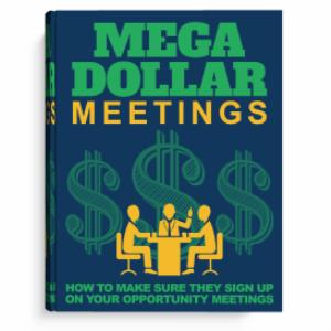 Mega Dollar Meetings   eBooks   Business and Money