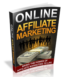 Online Affiliate Marketing | eBooks | Business and Money