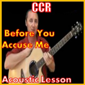 Learn to play Before You Accuse Me 2 by CCR | Movies and Videos | Educational