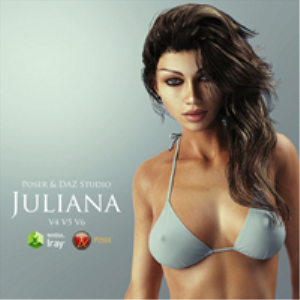 juliana for v4, v5 & v6