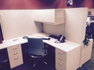 CA Office Liquidators used cubicles | Photos and Images | Architecture