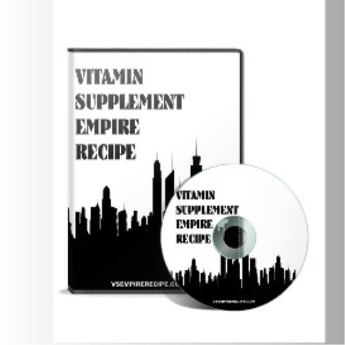 First Additional product image for - Vitamin Supplement Empire Recipe
