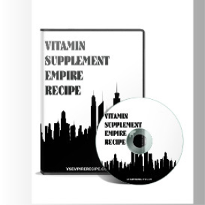 vitamin supplement empire recipe