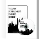 Vitamin Supplement Empire Recipe | Audio Books | Business and Money