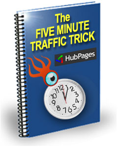 The Five Minute Traffic Trick | eBooks | Business and Money