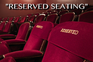 Reserved Seating | Audio Books | Religion and Spirituality