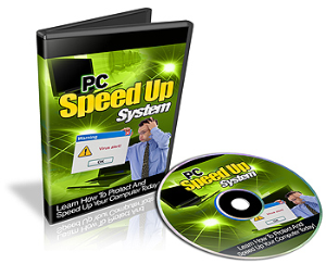 pc speed up system