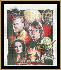 Star Wars II | Crafting | Cross-Stitch | Other
