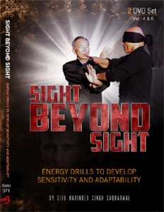 wing chun vol-4 & 5  sight beyond sight - 2 video set