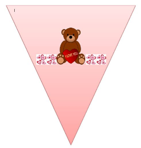 I Love You Beary Much-Crafts | Documents and Forms | Templates