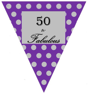 50 and Fabulous Party Games and Photo Booth | Documents and Forms | Templates