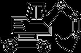 Backhoe - eps | Other Files | Clip Art